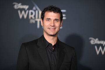 Ramin Djawadi Premiere Of Disney's 'A Wrinkle In Time' - Arrivals