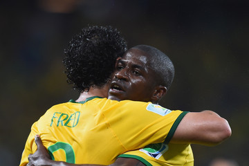 Ramires Brazil v Colombia: Quarter Final - 2014 FIFA World Cup Brazil