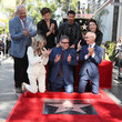 Rana Ghadban Sir Lucian Grainge Honored With A Star On The Hollywood Walk Of Fame
