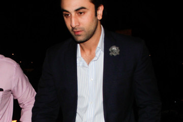 Ranbir Kapoor Mumbai Bollywood Celebrity Sighting