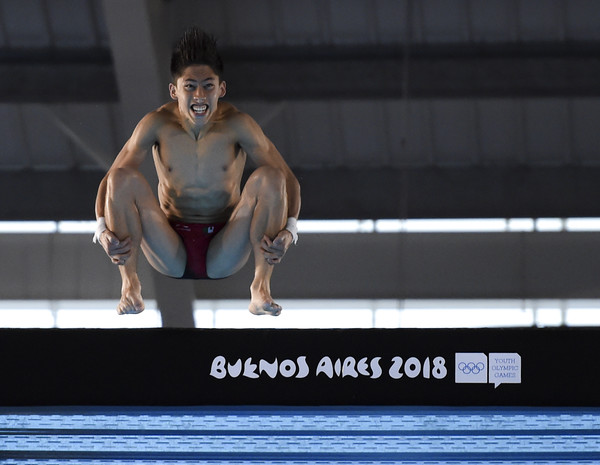 Diving - Buenos Aires Youth Olympics: Day 11