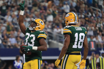 Randall Cobb Green Bay Packers v Dallas Cowboys