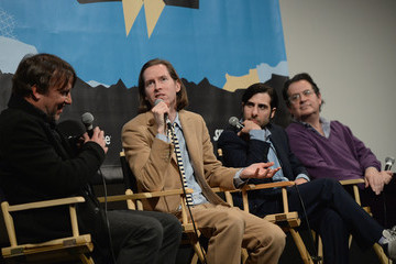 Randall Poster 'The Grand Budapest Hotel' Screening in Austin