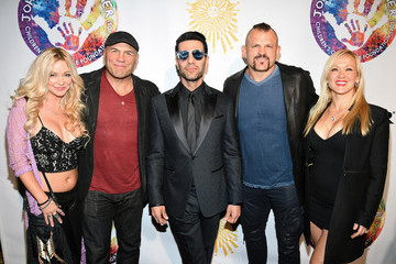 Randy Couture Criss Angel's HELP Charity Event Benefiting Pediatric Cancer Research and Treatment