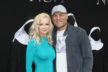 Randy Couture Premiere Of Warner Bros. Pictures' 'The Nun' - Arrivals