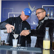 Randy Evans GREY GOOSE Toasts Todd Pletcher At The  Kentucky Derby