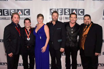 Randy Hauser SESAC 2014 Nashville Music Awards - Arrivals