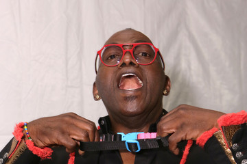 Randy Jackson Backstage Creations Treat Suite at FOX's All-Star Dog Rescue Celebration