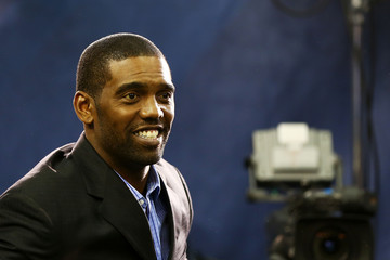 Randy Moss Super Bowl XLVIII Media Day