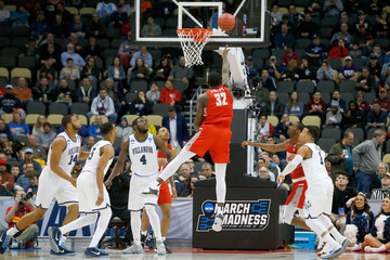 Randy Phillips NCAA Basketball Tournament - First Round - Pittsburgh