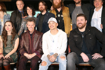 Randy Travis Country Music Hall Of Fame And Museum Celebrates New Exhibition American Currents: The Music Of 2017