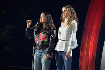 Rania Al Abdullah 2016 Global Citizen Festival in Central Park to End Extreme Poverty by 2030 - Show