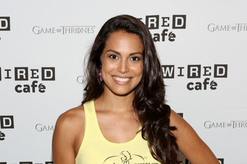 Raquel Pomplun WIRED Cafe @ Comic Con - Day 2