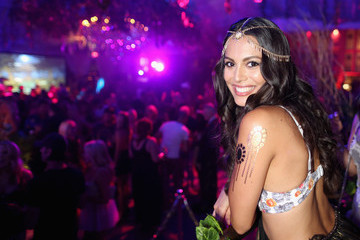 Raquel Pomplun Playboy Midsummer Night's Dream Party