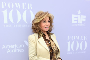 Raquel Welch The Hollywood Reporter Hosts the 24th Annual Women in Entertainment Breakfast - Red Carpet
