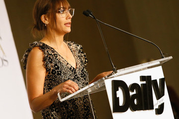 Rashida Jones Daily Front Row's Fashion Media Awards - Inside