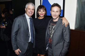 Rashida Jones Turner Upfront 2016 - Arrivals/Green Room