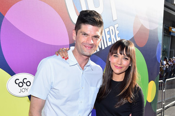 Rashida Jones Will McCormack Los Angeles Premiere and Party F=for Disney-Pixar's 'Inside Out'