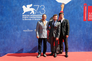 Raul Arevalo 'The Fury of a Patient Man' Premiere - 73rd Venice Film Festival