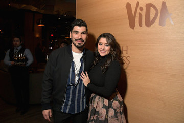 Raul Castillo Starz 2019 Winter TCA Panel And All-Star After Party