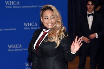 Raven-Symon` 102nd White House Correspondents' Association Dinner - Arrivals