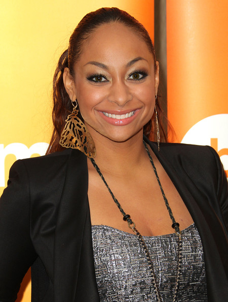 "Raven-Symone Actress Raven Symone attends the Disney ABC Television Group Host ""May Press Junket 2011"" at ABC Studios on May 14, 2011 in Burbank, California."