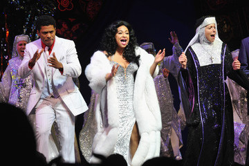 "Chester Gregory Raven-Symone Makes Her Broadway Debut In ""Sister Act"" - Curtain Call"