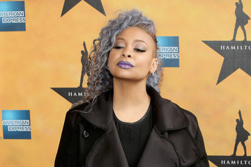 Raven-Symone 'Hamilton' Broadway Opening Night - Arrivals And Curtain Call