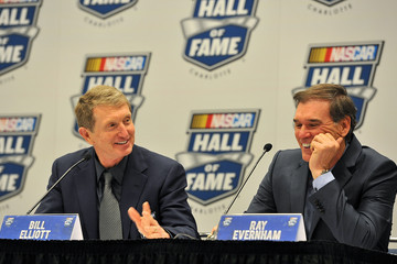 Ray Evernham 2015 NASCAR Hall of Fame Induction Ceremony