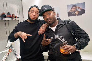 Ray J Neiman Marcus Beverly Hills x Young Money Launch