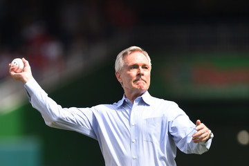 Ray Mabus Philadelphia Phillies v Washington Nationals