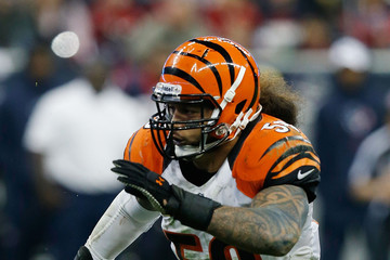 Ray Maualuga Wild Card Playoffs - Cincinnati Bengals v Houston Texans