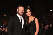 Actors Matteo Taranto and Madalina Ghenea attend the 'Razza Bastarda' Premiere during the 7th Rome Film Festival at the Auditorium Parco Della Musica on November 17, 2012 in Rome, Italy.