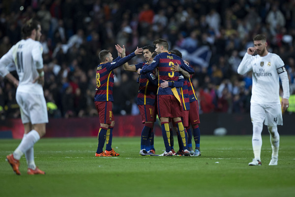 rencontres real madrid barcelone