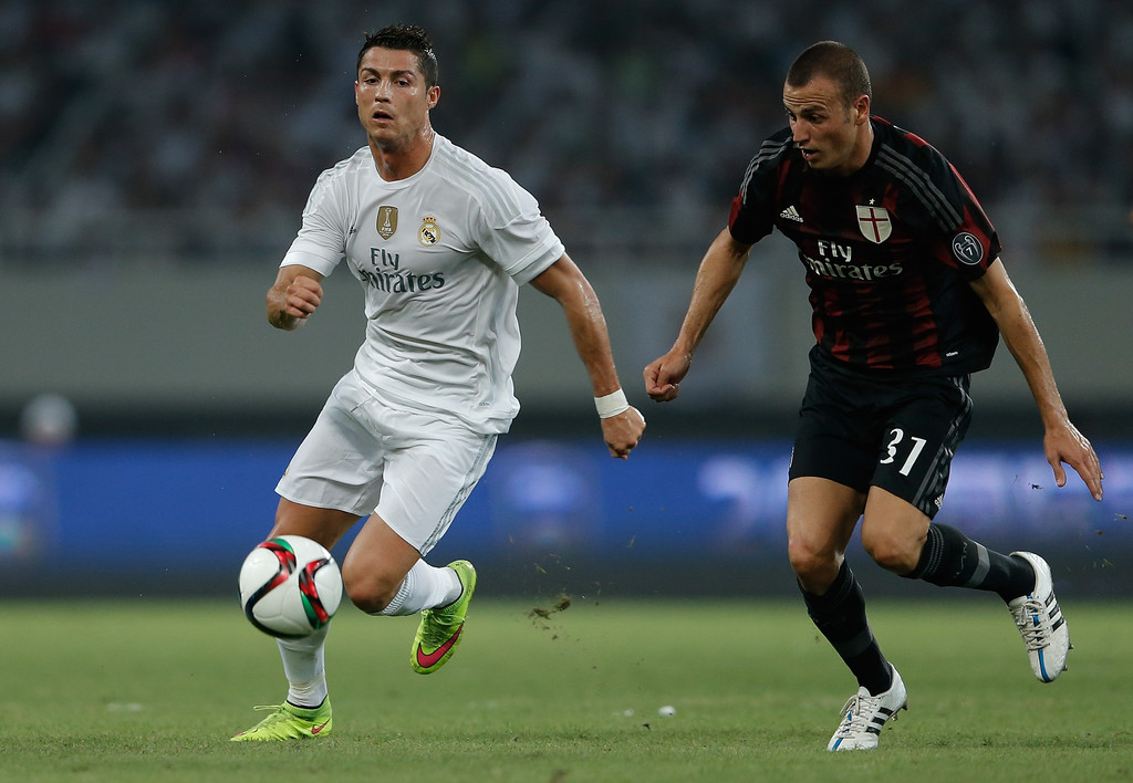 Real Madrid vs AC Milan - International Champions Cup