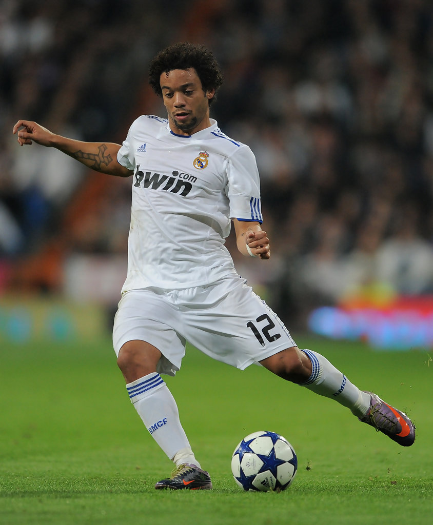 Marcelo Real Madrid Marcelo Photos Real Madrid v