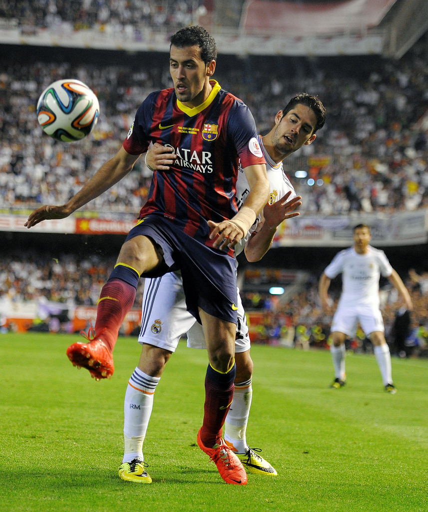 Sergio busquets photos photos real madrid v barcelona - Sergio madrid ...