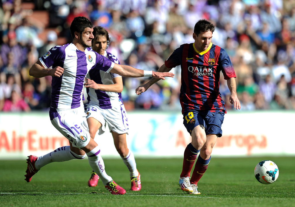 barcelona vs valladolid - photo #50