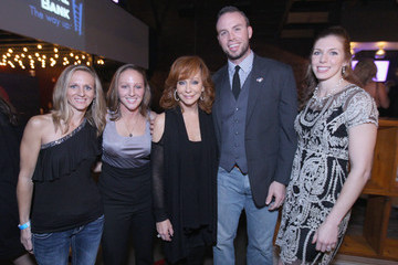 Reba McEntire Guests Enjoy Crown Royal Cocktails at Big Machine Label Group CMA Awards After Party