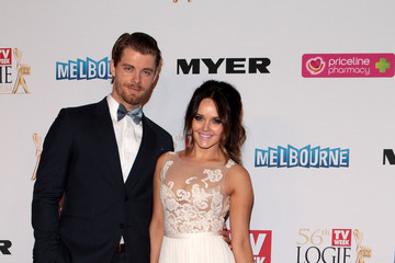 Rebecca Breeds 2014 Logie Awards - Arrivals