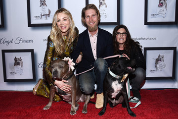 Rebecca Corry Karl Cook Kaley Cuoco Hosts 9th Annual Stand Up For Pits