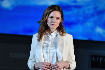 Rebecca Ferguson 'Life' Photo Call At Paris Planetarium