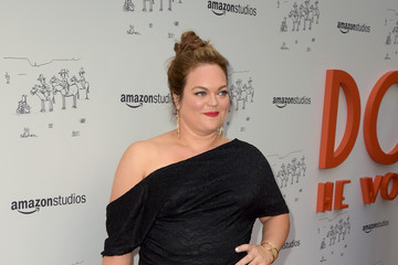 Rebecca Field Amazon Studios Premiere Of 'Don't Worry, He Wont Get Far On Foot' - Red Carpet