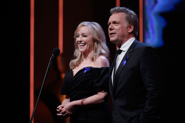 Rebecca Gibney 2018 AACTA Awards Presented By Foxtel - Ceremony