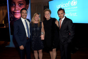 Rebecca Gupta UNICEF'S First Annual Evening For Children First
