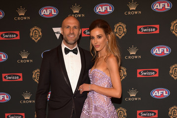 Rebecca Judd 2018 Brownlow Medal - Awards