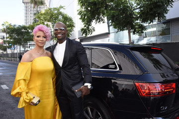 Rebecca King-Crews Audi Celebrates the 71st Creative Arts Emmy Awards