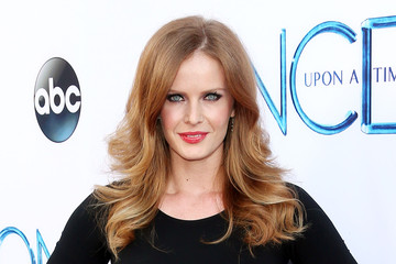 Rebecca Mader 'Once Upon a Time' Season 4 Screening