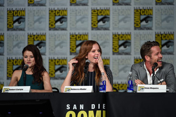 Rebecca Mader The 'Once Upon A Time' Panel at Comic-Con International 2015