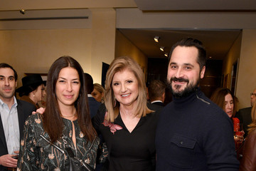Rebecca Minkoff Gavin Bellour National Geographic's 'Valley Of The Boom' Screening